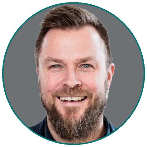 Chefredaktør Jacob Lund-Larsen