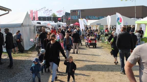 Tilfredse arrangører hos Det Sønderjyske Fællesdyrskue, hvor 20.700 lagde vejen forbi i løbet af fredag og lørdag