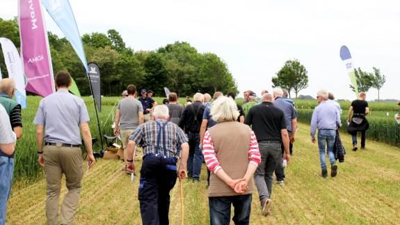 600-700 nordjyder lagde vejen forbi Agri Farm Day ved Aalborg.