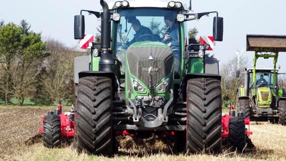 Der er klare gevinster ved at køre med lavt dæktryk på traktoren, lyder det fra fagmand.