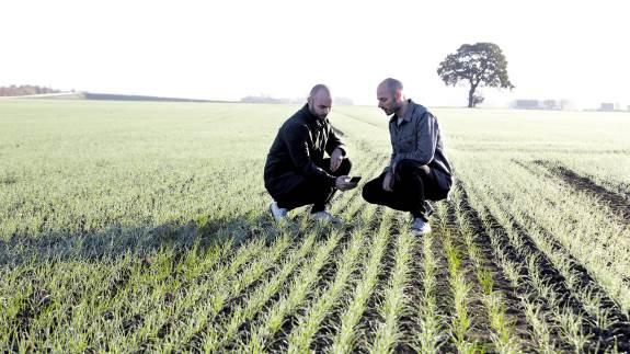 Firmaet FarmBackup har udviklet en app, der med stor nøjagtighed kan holde styr på arbejdsopgaverne i marken.