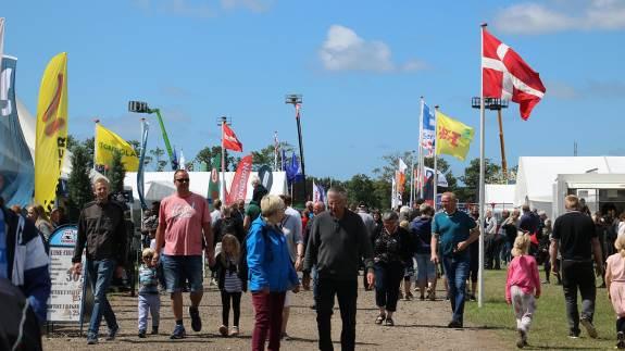 Godt 26.000 mennesker besøgte dette års Hjørring Dyrskue, Fødevarer & Frilandsliv, hvor der var flere gode oplevelser både fredag og lørdag.