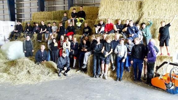 Landbrugsskolen Sjælland i Høng har meget stor succes med Farmer Camp og årets deltagerantal var dobbelt op i forhold til sidste år.