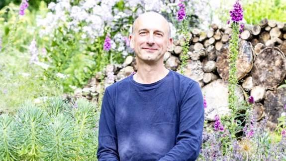 Den britiske pioner inden for naturalistisk plantedesign, Nigel Dunnett, deltager på fagudstillingen Have & Landskab.