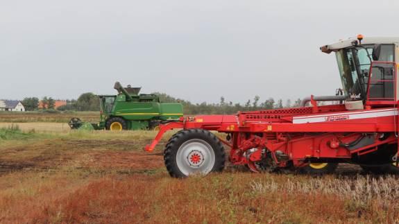 Jan Nørgaard ser frem til at byde offentligheden indenfor, når Vildmosekartoflen I/S den 15. september for første gang slår dørene op til Åbent Landbrug.