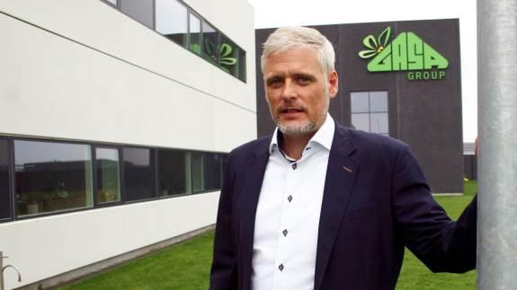 Gasa Group er blandt de helt store spillere på det europæiske blomstermarked, og med det nye domicil i Odense er den fynske handelsvirksomhed gearet til fremtiden.