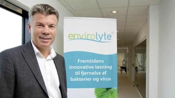 Virksomheden Envirolyte Technology står bag en naturlig vandrensningsløsning, der angiveligt viser positive resultater indenfor blandt andet tilvækst og fodereffektivitet i svineproduktionen.