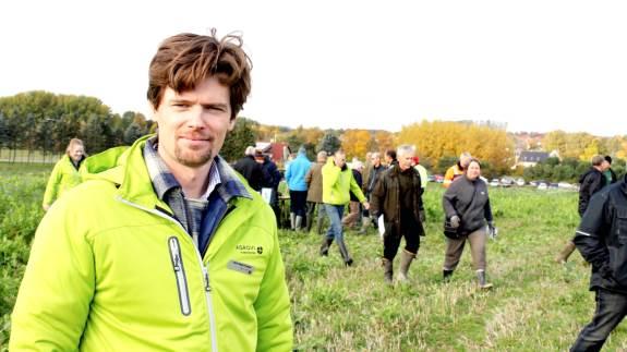 Torsdag den 24. oktober holder Agrovi for fjerde år i træk konferencen »Sund Jord for Fremtiden«.