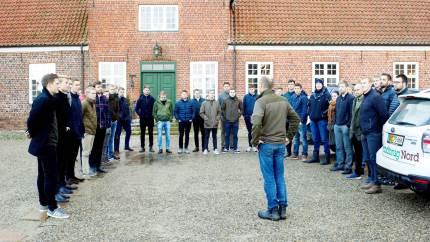 Et netværk for jordbrugsteknologer med speciale i økonomi og ledelse har dannet en forening, som to gange om året inviterer medlemmerne til Netværksdag. Senest gik turen til Ausumgaard ved Struer og Thyborøn Havn.