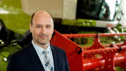 Den 6. november kan CEO i Danish Agros maskindivision, Jens Skifter, fejre sin 50 års fødselsdag.