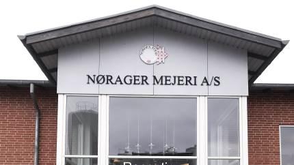 Nordex Food driver Nørager Mejeri A/S i Himmerland plus et mejeri i både Østrig og Rumænien. Fælles for dem alle er, at de er specialiseret i hvide oste.