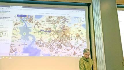 - Det her er 25 gange værre end randzonerne, lød det på grundvandsmødet i Vissenbjerg, hvor indsatsplanerne omkring drikkevandsboringer blev forelagt og debatteret.