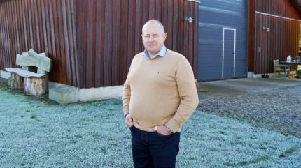 Flere faktorer er vigtige, når ejendommen sættes til salg, og landbrugsmægler Frank Poll ser gerne på mulighederne.