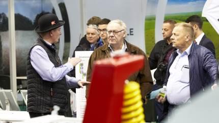 I den forgangne uge har tusindvis af danske landmænd været i Hannover for at hente inspiration på maskinfronten.