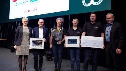 Rosetavler, struktur og tydelig ledelse. Det er vigtige redskaber, som har gjort svineproduktionen Kokkenborg ved Kirkeby til vinder af Landbrugets Arbejdsmiljøpris 2019.