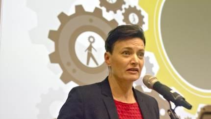 Onsdag eftermiddag holdes der på Centrovice reception for Louise Helmer, der har været administrerende direktør gennem de sidste fem og et halvt år