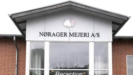Til foråret står 1.200 nye kvadratmeter klar til brug på Nørager Mejeri. Udvidelsen består af 600 kvadratmeter osteri plus 600 kvadratmeter pakkeri.
