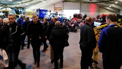 Med over 2.500 gæster og større optimisme end de seneste år, ser Farmas tilbage på et veloverstået julemarked.