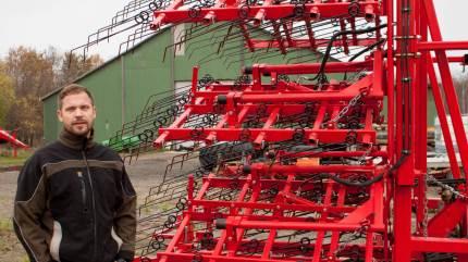 Hvis Agrovest var fortsat med konventionel drift, havde økonomien været dårligere i både 2018 og 2019.