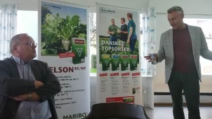 Hvordan kan roedyrkerne komme ukrudtet til livs med færre midler til rådighed? Det var et gennemgående tema på MariboHilleshögs decembermøde.