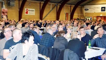 Der er lige fra aktuelle sygdomsproblemer og forventede markedspriser til magi med tv-kendte Jan Hellesøe på programmet, når Porcus Svinefagdyrlæger holder årsmøde den 4. februar i Vissenbjerg Hallerne.