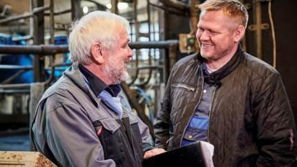 For mælkeproducent Jacob Bjerrum, Nordjylland, kan det ses på celletallet, når han har haft besøg af sin kvalitetsrådgiver.