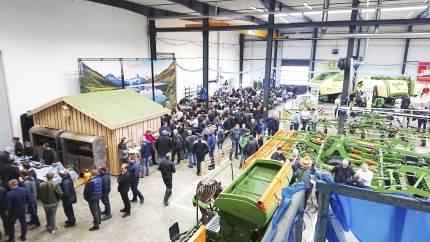 Krone Danmark i Brøns er vært, når der i dagene 23. og 24. januar inviteres til Agribrønsnica 2020 i Brøns.