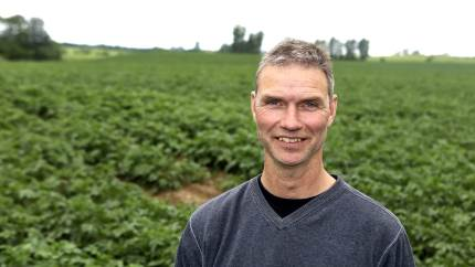 Flere interesserede avlere har mulighed for at tegne anpart i kartoffelmelsprojekt på Fyn.
