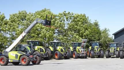 De to Danish Agro-ejede selskaber Almas Agro og Traktor & Høstspecialisten er blevet samlet i et selskab. Sidstnævnte selskab får nu mulighed for at agere i hele Nord- og Østjylland.