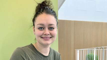 Jordbrugsteknologuddannelsen på Erhvervsakademi Aarhus har de seneste år syvdoblet antallet af studerende med EUX-baggrund.