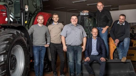 Danmarks mest sælgende mærke i 2019 for landbrugstraktorer over 50 hk, Case IH, er klar til at løfte sløret for fremtidens forhandlersetup på Sjælland.