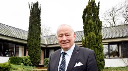 Der er mange muligheder for, at halm bliver brugt og får en merværdi, siger Hans Stougaard, der efter 23 år som formand for Danske Halmleverandører ikke stiller op til genvalg på generalforsamlingen 3. marts.