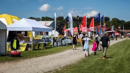 Der satses igen i år på nye og spændende aktiviteter for gæsterne på Dyrskuepladsen i Horsens.