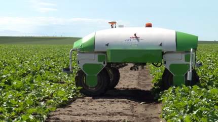 Strube har indgået samarbejde med Naïo Technologies og Fraunhofer Institute om at udvikle nye innovative løsninger inden for landbrugsrobotter.