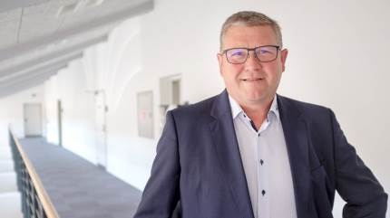 27 år hos KMD har blandt andet givet Kim Koch solid digital viden, der de seneste fem år er kommet Agri Nord til gode.