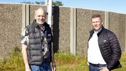 I over 20 år har minkavler Thomas Beck haft alle sine forsikringer i Lokal Forsikring med landbrugsassurandør Christian Bang som tæt samarbejdspartner.