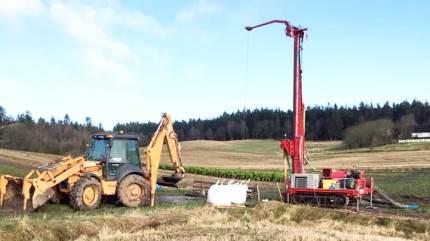 Nordjysk Grundvandssænkning har mærket stigende interesse for markvandsboringer over de seneste år. Derfor har virksomheden nu investeret i en ny lastbil dedikeret til brøndboringsafdelingen.
