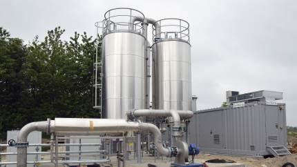 En »virtuel tur« gennem biogasanlægget.