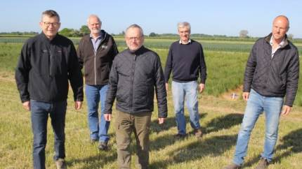 Planteavlsinteresserede har også i år mulighed for at hente ny inspiration og viden, når der den 16. og 17. juni formidles viden fra forsøgsmarken ved Bramstrup Videncenter.