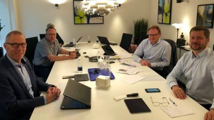 Torsdag aften afholdt LandboNord generalforsamling digitalt. Her var budskabet blandt andet, at hverken forretning eller forening har ligget i dvale under COVID-19 nedlukningen af Danmark.