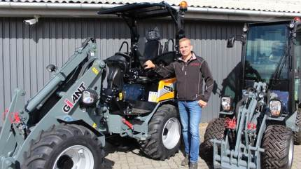 Pr. 1 juli trådte Christian Petersen ind i ejerkredsen af virksomheden Brdr. Holst Sørensen A/S i Obbekær.