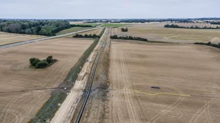 Energinet hæver taksterne for udbetaling af strukturskadeerstatning på Baltic Pipe, efter landbrugsrapport viser, at skaderne bliver større end først forventet.