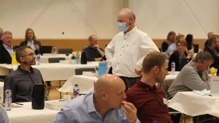 Mere danskproduceret protein var et af nøgleordene, da Økologisektionen i L&F forleden holdt årsmøde.