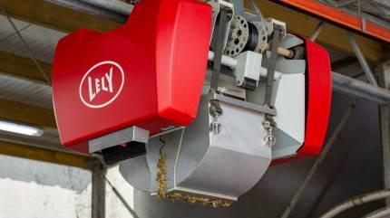 Lely introducerer en ny fodergrab til det automatiske fodersystem Lely Vector.