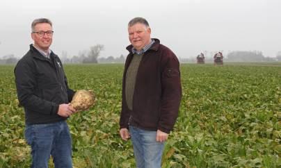 MariboHilleshög håber at kunne overgå 2020-sæsonen, hvor der blev sået Maribo-frø i hver tredje danske sukkerroemark.