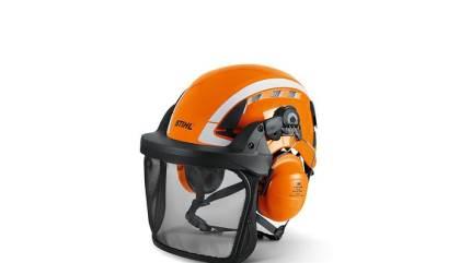Stihl Advance X-Climb er navnet på en ny hjelm, som kombinerer et moderne design med sikkerhed og bekvemmelighed.