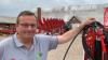 - Vi har fået en hel del emner at arbejde videre med, ligesom vi fik solgt en del sliddele fra vores lager, fortæller Jens Iversen. Han er indehaver af firmaerne Ploveksperten og Farm Implement ApS, og tog sidste år tog initiativ til Agromesse Mors.