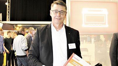 - Udvidelsen af reservedelssortimentet betyder samtidig, at vi også udvider vores stab af sælgere i Danmark og Sverige, så vi kan servicere bestående, men også nye kunder indenfor entreprenørbranchen, forklarer Johnny Gram, administrerende direktør for Granit Parts Skandinavien.