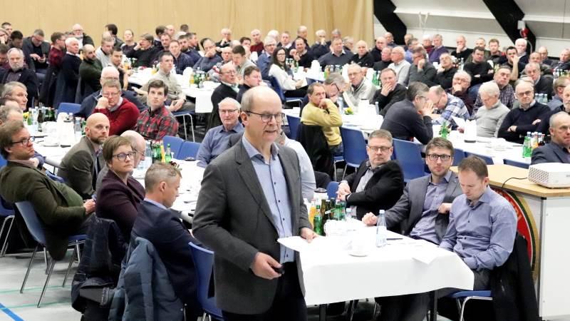 2018 blev, ifølge roedyrkernes formand, Jørn Dalby (forrest), året, hvor dyrkerne for alvor mærkede effekten af sukkerkvoternes ophør i EU året før.