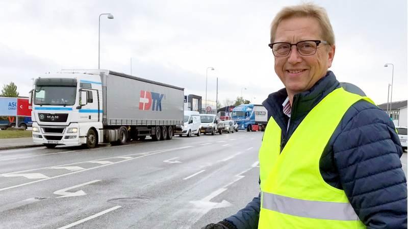 Asger Christensen (V) har i snart et år kørt kampagne for at komme i Europa-Parlamentet. På søndag afgøres landmandens og venstrepolitikerens skæbne.